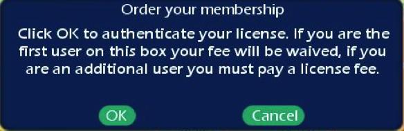 order membership