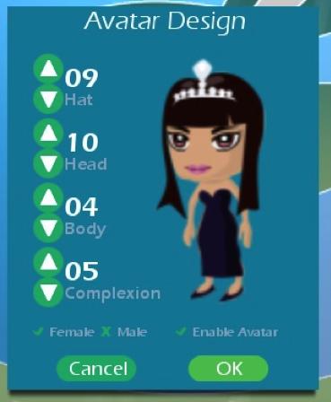 avatar dress