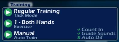 reg training