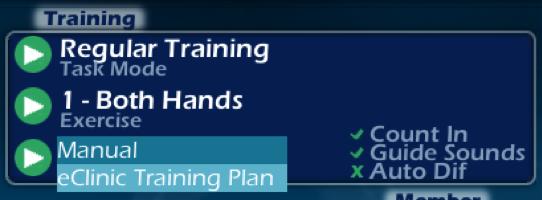 reg training eClinic
